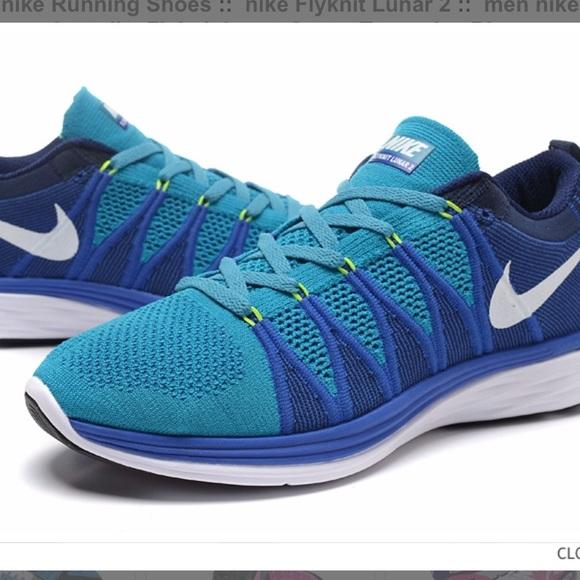 finest selection 886e3 84a29 Nike Flyknit Lunar 2 MENS
